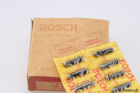 Bosch 8 Ampere AMP Fuse NSG 3/4Z NOS