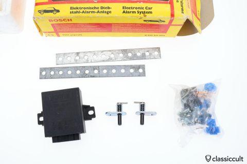 Bosch Auto Car Alarm 1 0335411017 NOS