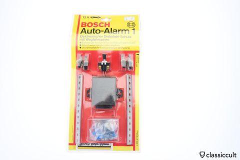 Classic Bosch Auto Alarm 1 0335411933 NOS