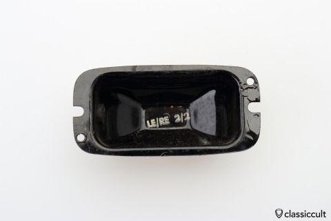 vintage Bosch brake indicator light case