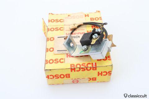 Bosch Capacitor 0290801001 uF 100V NOS