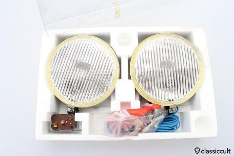 Bosch Halogen foglights switch relay NOS