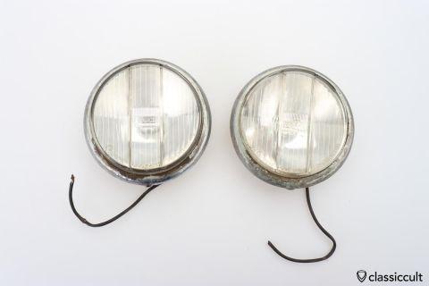 Vintage BOSCH HALOGEN foglights K4553