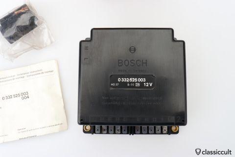 Bosch HO37 B-02 12V Relay 0332525003 NOS