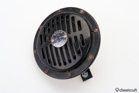 12V 390 Hz B-02 Bosch # 0320213010 horn
