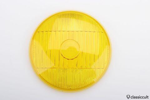 yellow Bosch foglight lens K11120