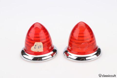 Bosch K2661 indicator lens red NOS
