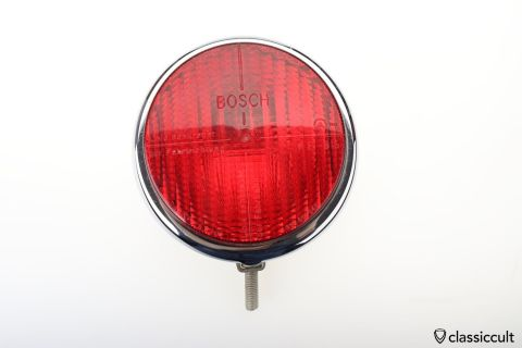 red Bosch Rear Fog Lamp K8401 foglight