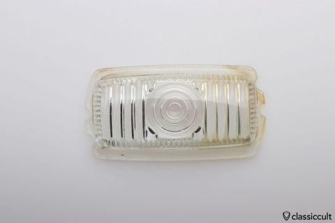 Bosch reverse light lens