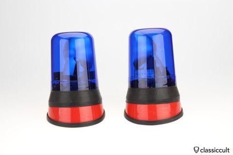 2 blue Bosch RKLE 110 K8612 light beacon