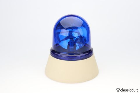 blue Bosch RKLE 130 B1006 light beacon 12V