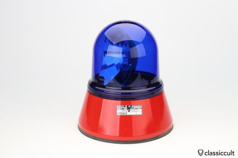 blue Bosch RKLE 130H B1028 light beacon 24V