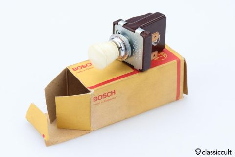 Vintage Bosch switch SH / RZ 11/4 NOS