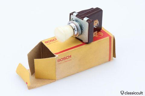 Vintage Bosch switch SH / RZ 11/4 NOS