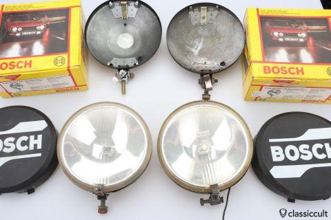 used Bosch Halogen touring 190 foglights