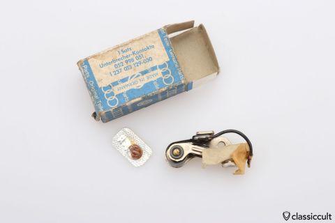 Bosch VW 1237013129-030 Contact NOS