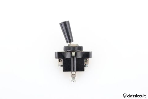 DDR AKA 3-position toggle switch NOS