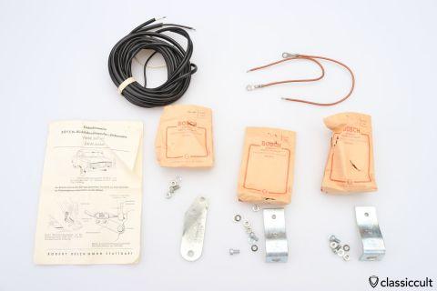 DKW Junior reserve light bracket Bosch NOS