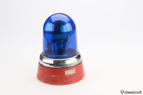 Eisemann RKLE 90 24V blue light beacon