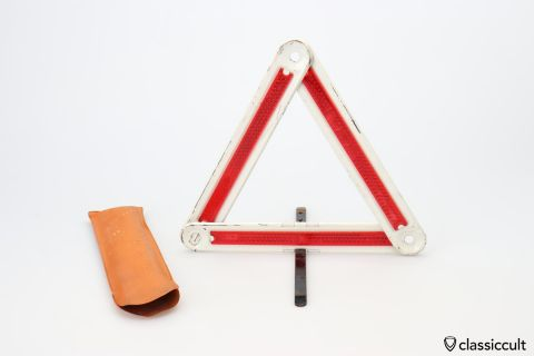 FEUERHAND RUBIN DBGM Emergency Triangle