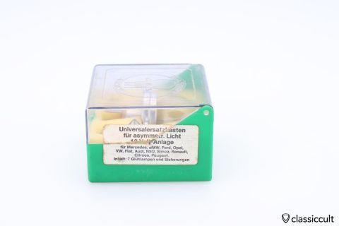 DR FISCHER 12V Bilux AS P45t bulb box