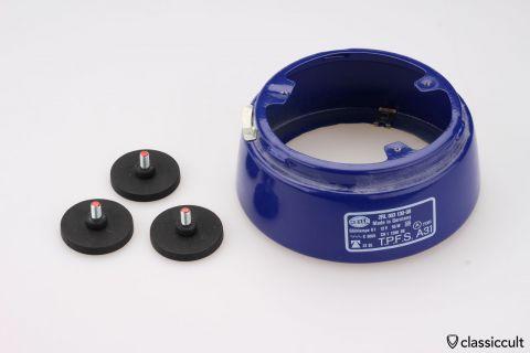 Magnet for Police Flash Light Beacon