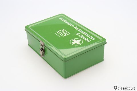 Kraftwagen first aid box Germany 1969