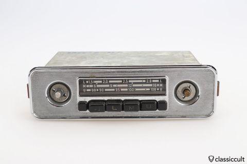 Grundig Emden III VW 111035103A Radio