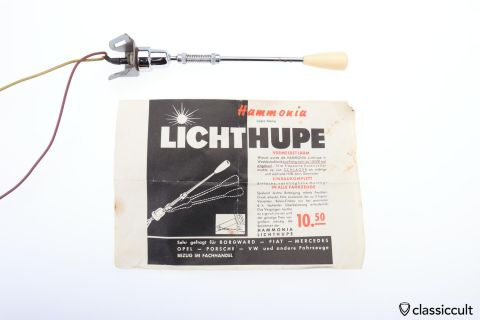 Hammonia Headlight flashing Switch Lichthupe