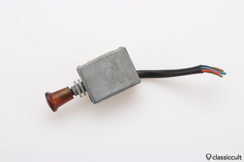 6V Hella 2535-02 hazard switch