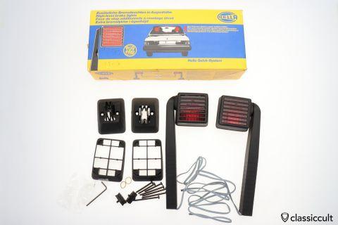 additional Hella 3rd stop brake lights NOS