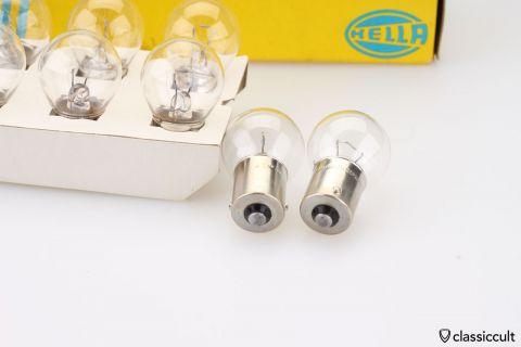 Hella 6V 18W Turn Signal Stop Lamp bulb