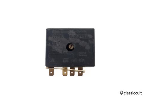 12V Hella Flasher Relay Blink Warnlicht 96M2J