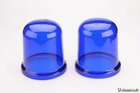blue Hella KL80 Police Flash Light Cover