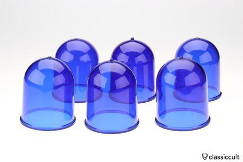 blue Hella KL6 KL7 light beacon lens NOS
