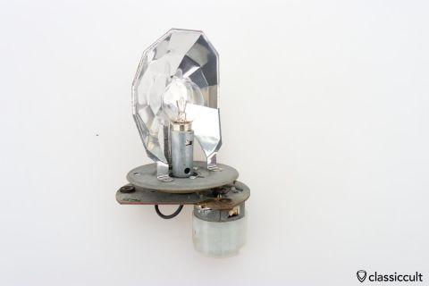 Hella KL70 KLJ70 rotary beacon motor