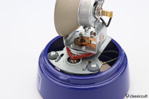 Hella KLJ 70 KL70 beacon motor NOS