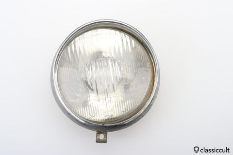 Vintage Hella hooded light 30-15675 IGM