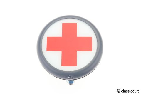 Hella red-cross VW Ambulance light NOS