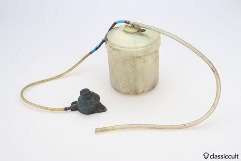 Hella SWF washer pump bottle