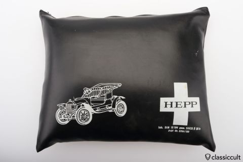 HEPP Germany first aid car pillow