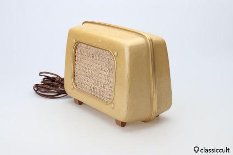 Vintage Isophon Isonetta Picnic Speaker
