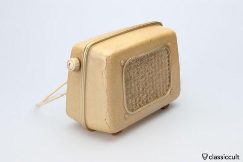 Vintage Isophon Isonetta Speaker Germany