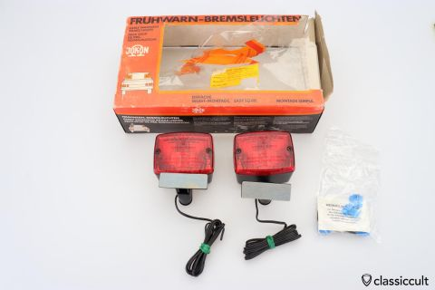 JOKON Warning Stop Brake Lights NOS