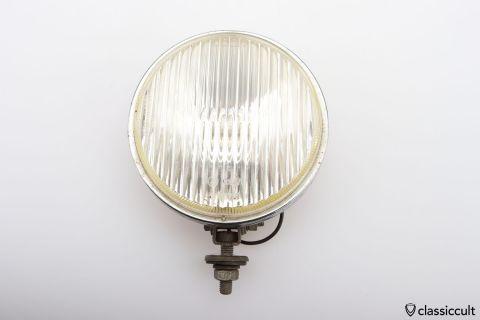Vintage K8251 chrome fog light