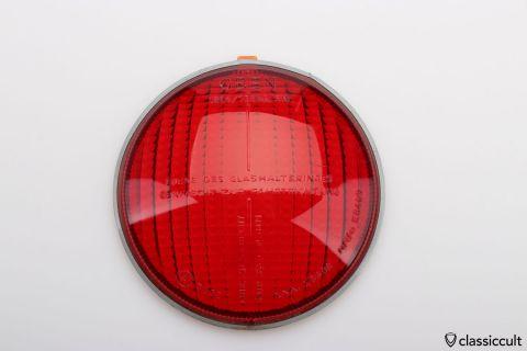 K8409 Gabel fog lamp foglight lens NOS