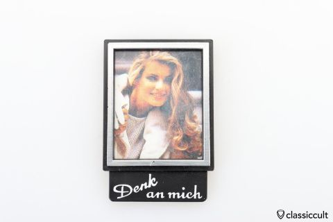 magnetic picture frame DENK AN MICH NOS