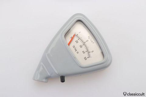 Motometer W-Germany air gauge boxed