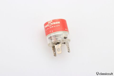PNEUTRON 6/12V flasher relay 1967 NOS