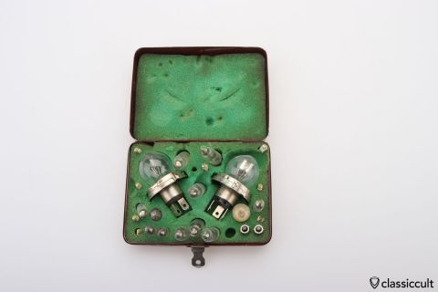 red Autolampen light bulb box 12V